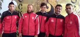 المنتخب الوطني التونسي للرياضات القتالية MMA يشارك  في بطولة العالم بروسيا