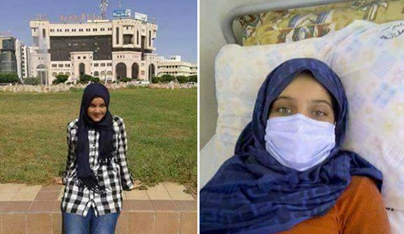 صفاقس: الشابة  اسلام بن وردة تستغيث فهل من مغيث