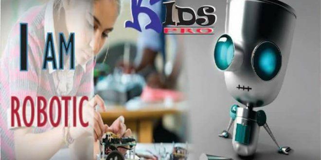 Club Kids pro: I am Robotic