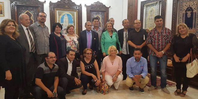 في بيت الشعر القيرواني: احتفاء خاص بالشعراء الأزواج