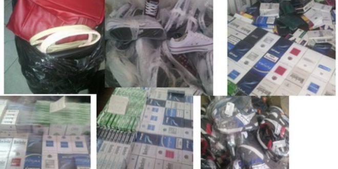 صفاقس: حملة بالمدينة العتيقة ضد السلع المهرّبة
