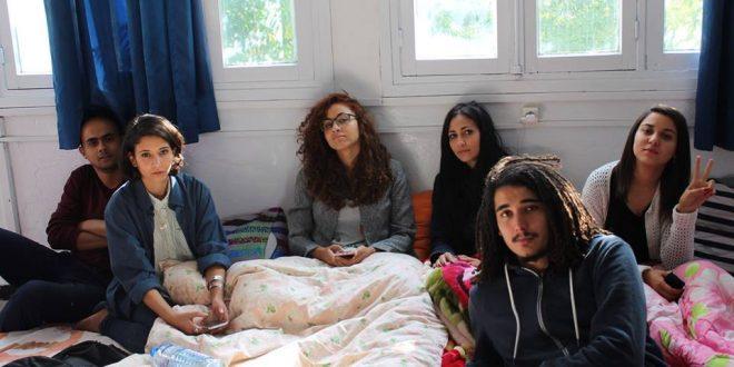 نتيجة سياسة التهميش:عدد من الطلبة في إضراب جوع بدار المعلمين العليا