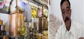 قريبا بساقية الزيت:الحرفي شكري العموري يفتتح محلات العموري للعطورات التقليدية