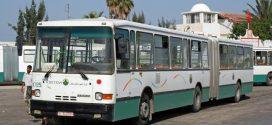 نتيجة تدهور الوضعية المالية للشركة الجهوية للنقل بصفاقس : شلل تام في وسائل النقل العمومي .