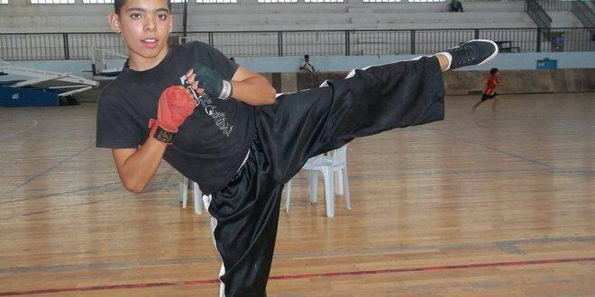 ابن صفاقس: وسام المرعوي يتالق ويترشح للمونديال في رياضة كيك بوكسينغ و لم يتجاوز 16 سنة