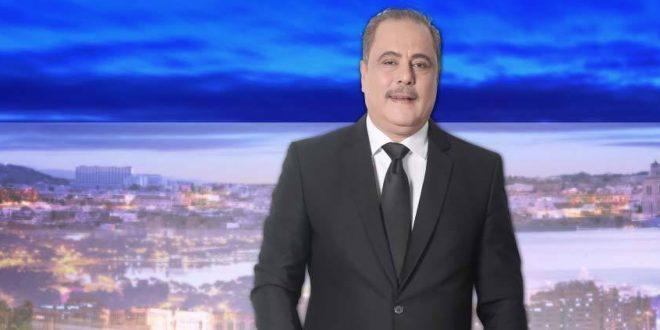 """حاتم بن عمارة يعود من جديد لعالمي """"الميكرفون"""" و""""الشاشة"""""""