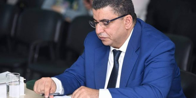نقلة عماد السبري كاتب عام ولاية صفاقس ورئيس النيابة الخصوصيّة للبلدية الى ولاية القصرين