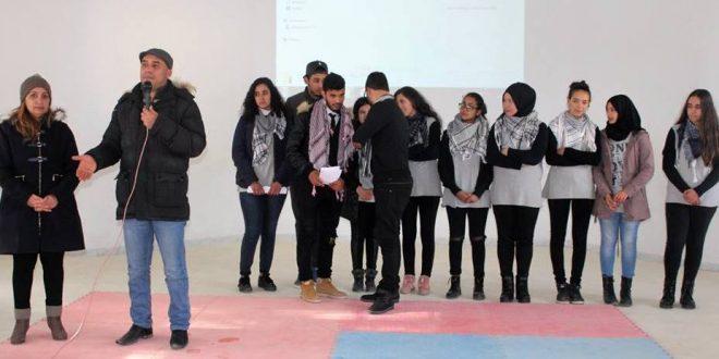 عين دراهم:نشاط متنوّع للشباب الريفي