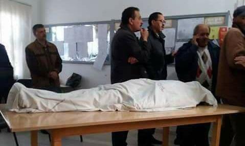 """""""وما تدري نفس بأي أرض تموت""""بقلم: علي البوكادي"""