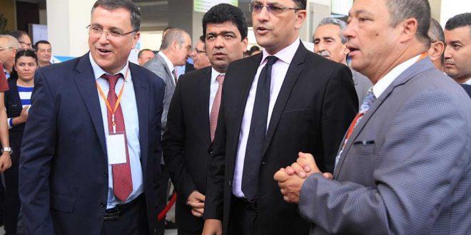 La 20e édition d'UNIV EXPO de Sfax : Slim Khalbous inaugure le pôle de l'initiative projet SALEEM