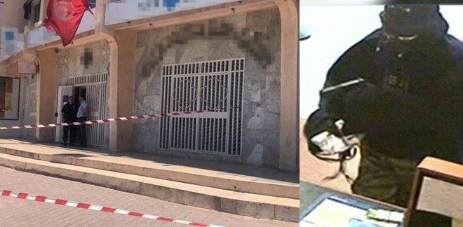 القبض على مرتكب عملية السطو المسلح على فرع بنكي بالمنار
