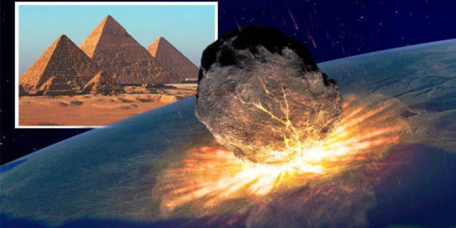 """ناسا تحذر: """"2016 NF23"""" الكويكب الأكبر من الهرم اقترب من الأرض"""