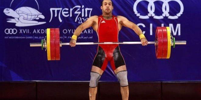 """الرباع التونسي """"رمزي البهلول"""" يحطم رقما قياسيا ضمن منافسات بطولة إفريقيا لرفع الأثقال"""
