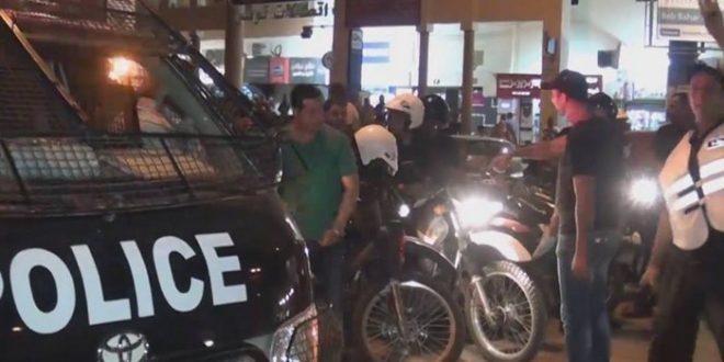 صفاقس: حملة امنية موسّعة تسفر عن ايقاف 80 شخصا