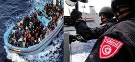 جبنيانة- صفاقس: القبض على 11 شخصا كانوا يعتزمون اجتياز الحدود البحريّة خلسة