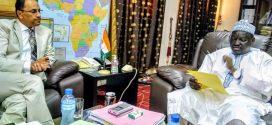 لقاءات ثنائية مع وزراء ومسؤولين جامعيين نيجيريين لدعم التعاون الجامعي بين البلدين