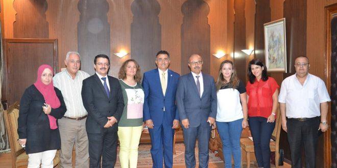 بلديةصفاقستعمل على الانخراط في برنامج المدن الذكية المستدامة للاتحاد الدولي للاتصالات بجنيف: