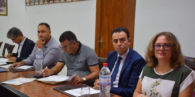 صفاقس: جلسة عمل حول إعداد ملف انخراط الولاية ضمن المدن الذكية