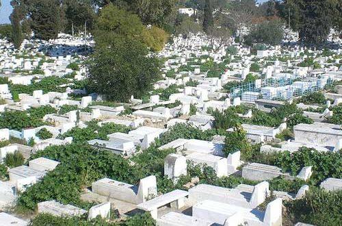 ساقية الدائر-صفاقس: الاعلان عن نقل رفات الموتى من مقبرة التريكي الى مقبرة برك الله