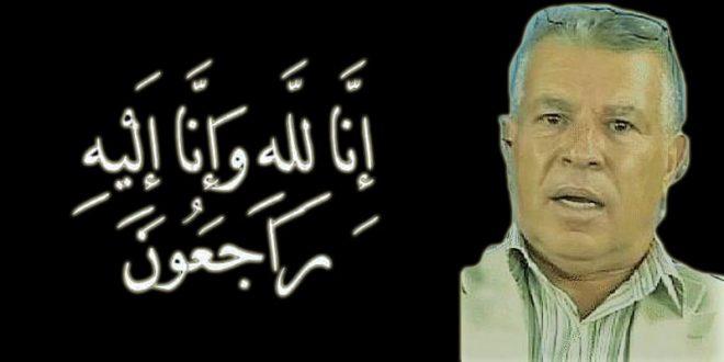 وفاة الصحفي جمال الدين بوريقة