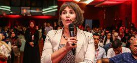 """المهندسة التونسية """"أمل مخلوف"""" هي ثاني امراة في العالم تتوج بجائزة المعهد العالمي الشهير لعلوم الفضاء !"""