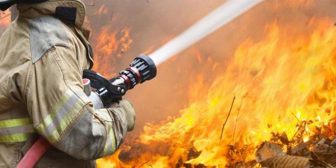 العاصمة:نشوب حريق بـ 03 محلات تجارية