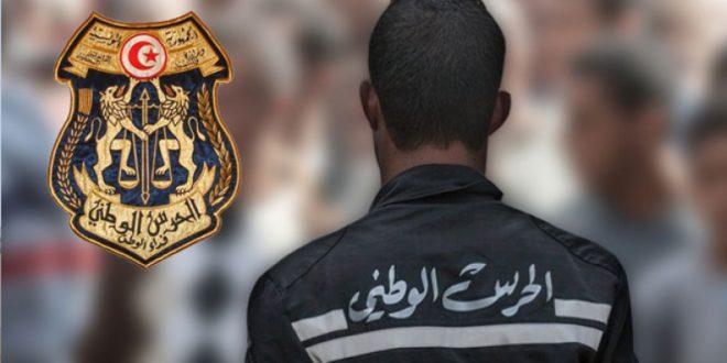 تهم من أتّم السنة التاسعة أساسي:مناظرة لإنتداب رقباء (ذكور) بسلك الحرس الوطني لسنة 2019