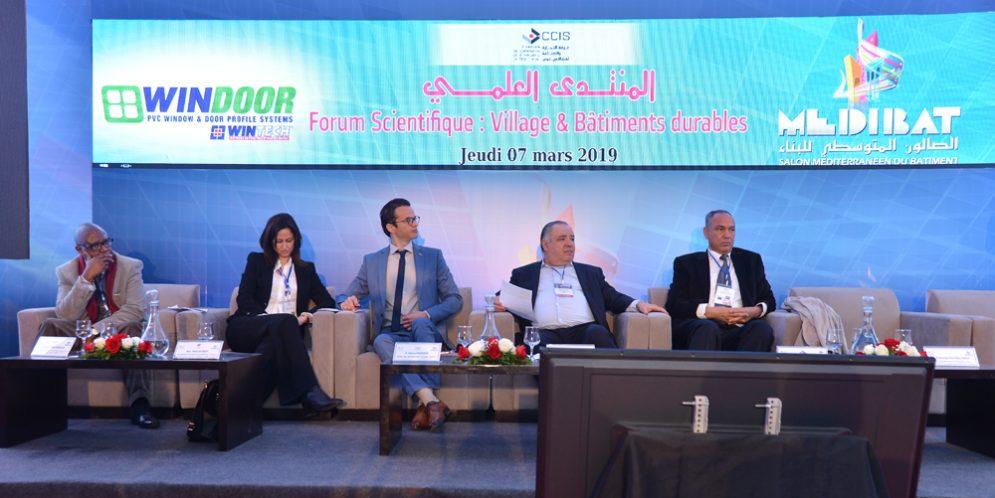 صفاقس: اختتام الدورة الخامسة عشرة للصالون المتوسطي للبناء (ميدبات 2019) بعد كسبه رهان النجاح
