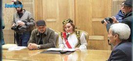 لأول مرة ببلدية صفاقس :عقد قران من قبل مستشارة بلدية