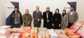 QNB Tunisia est déjà à son 4ème évènement annuel : Hiver au chaud