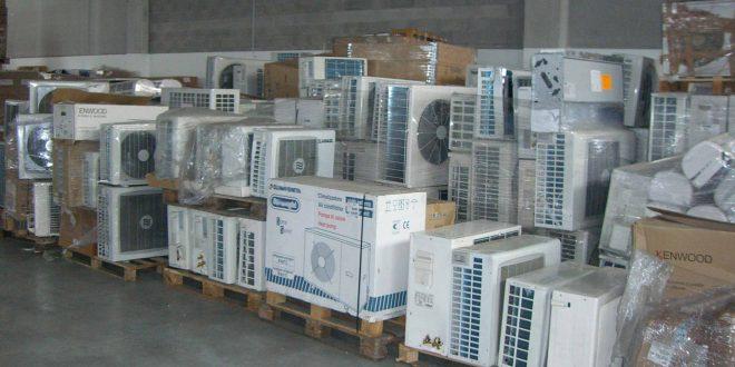سيدي بوزيد-تطاوين: إحباط تهريب مكيفات هوائية وأجهزة تلفاز  بـقيمة 88 ألف دينار