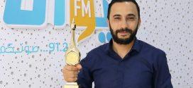 """البرنامج الاذاعي """"هنا تونس"""" يتوج بجائزة أفضل برنامج حواري في الدورة 20 للمهرجان العربي للاذاعة والتلفزيون"""