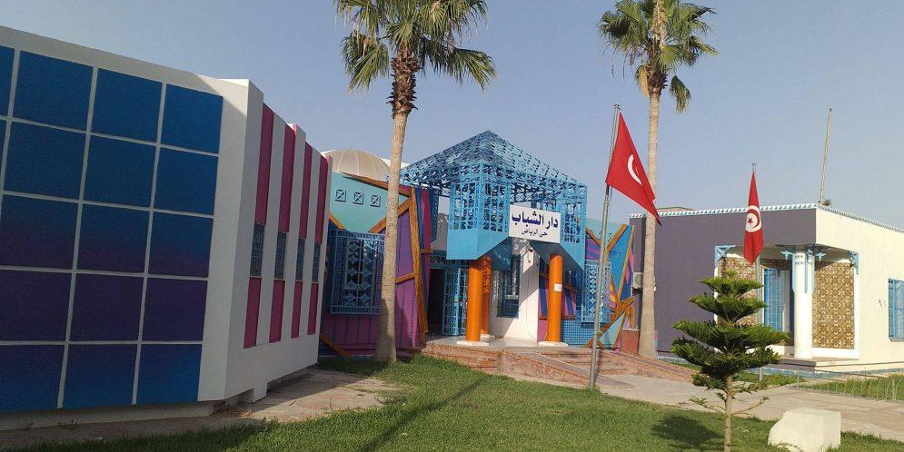 دار الشباب حي الرياض بسوسة: مؤسسة شبابية ثقافية من الجيل الثاني عبر أنشطة متنوعة ومتكاملة