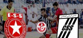 نهائي كأس تونس : التشكيلة المحتملة للفريقين