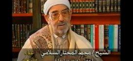 صفاقس: مفتي الديار التونسية السابق محمد مختار السلامي  في ذمة الله