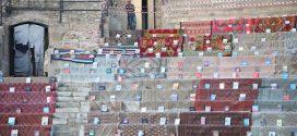حفل لطفي بوشناق : اهداء 5 آلاف كتاب لجمهور مهرجان قرطاج
