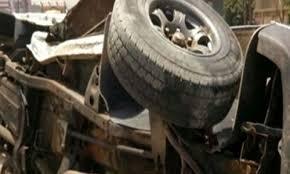 المغيلة: وفاة 3 أشخاص اثر انقلاب شاحنة كانت في طريقها لحفل زفاف