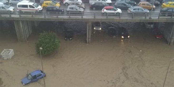 والي أريانة : انتصاب أحياء في منخفضات يعرّضها إلى تدفّق المياه عند هطول الأمطار